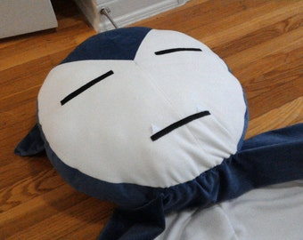 Snorlax Beanbag Cover - Large
