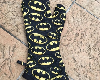 Batman Extra Large Oven Mitt