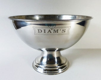 Vintage Magnum Champagne Cooler Bucket -  Champagne Diam's