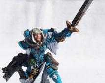 Adeptus Soroitas, Sisters of Battle, Superior, Canoness, Warhammer 40,000 Miniature