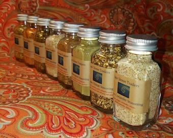 The Well-Seasoned Palate Seasoning Blends