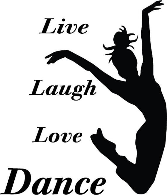 Download Live Laugh Love Dance svg ai eps pdf Vector by ...