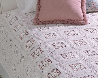 Heritage Lace Coverlet