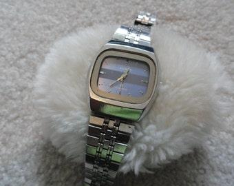 Vintage 21 Jewels Allwyn Wind Up Men's Watch