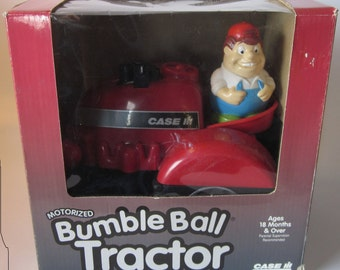 Bumble Ball Motorized Tractor