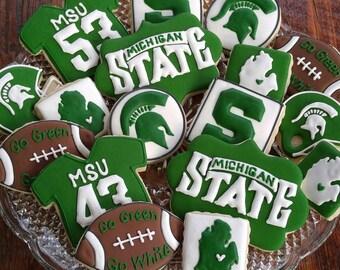 Michigan State University Cookies