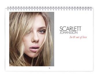 Scarlett Johansson Vol.1 - 2018 Calendar