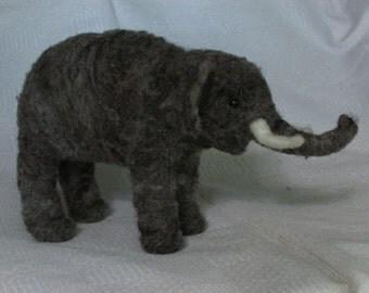Elephant - Felted Wool