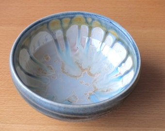 Teabowl, dish, chawan, (wood fired)