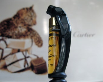 Cartier Panthere de Cartier Vintage Parfum de Toilette Vial .. Rare ! FREE UK DELIVERY!