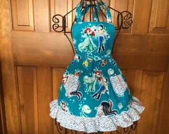 Little Mermaid Apron