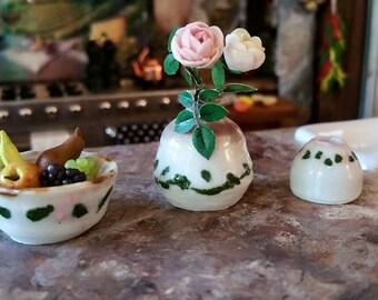 Dollhouse Miniature Ceramics