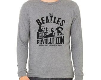 Beatles Sweater Beatles Band T Shirts - Long sleeve shirts