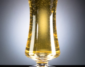 American Lager Glass