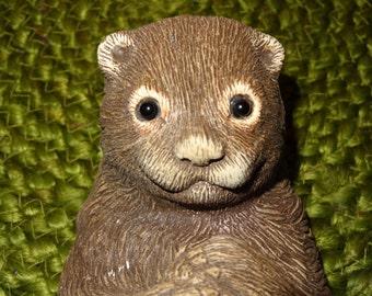 Otter Sculpture Etsy