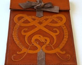 Runestone Leather iPad Sleeve