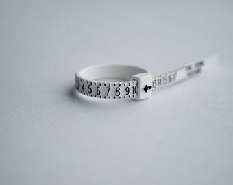 Adjustable Ring Sizer
