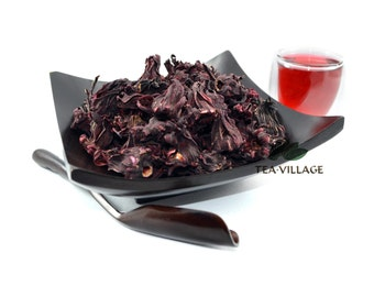 Natural Hibiscus / Roselle Flower Tea from Thailand