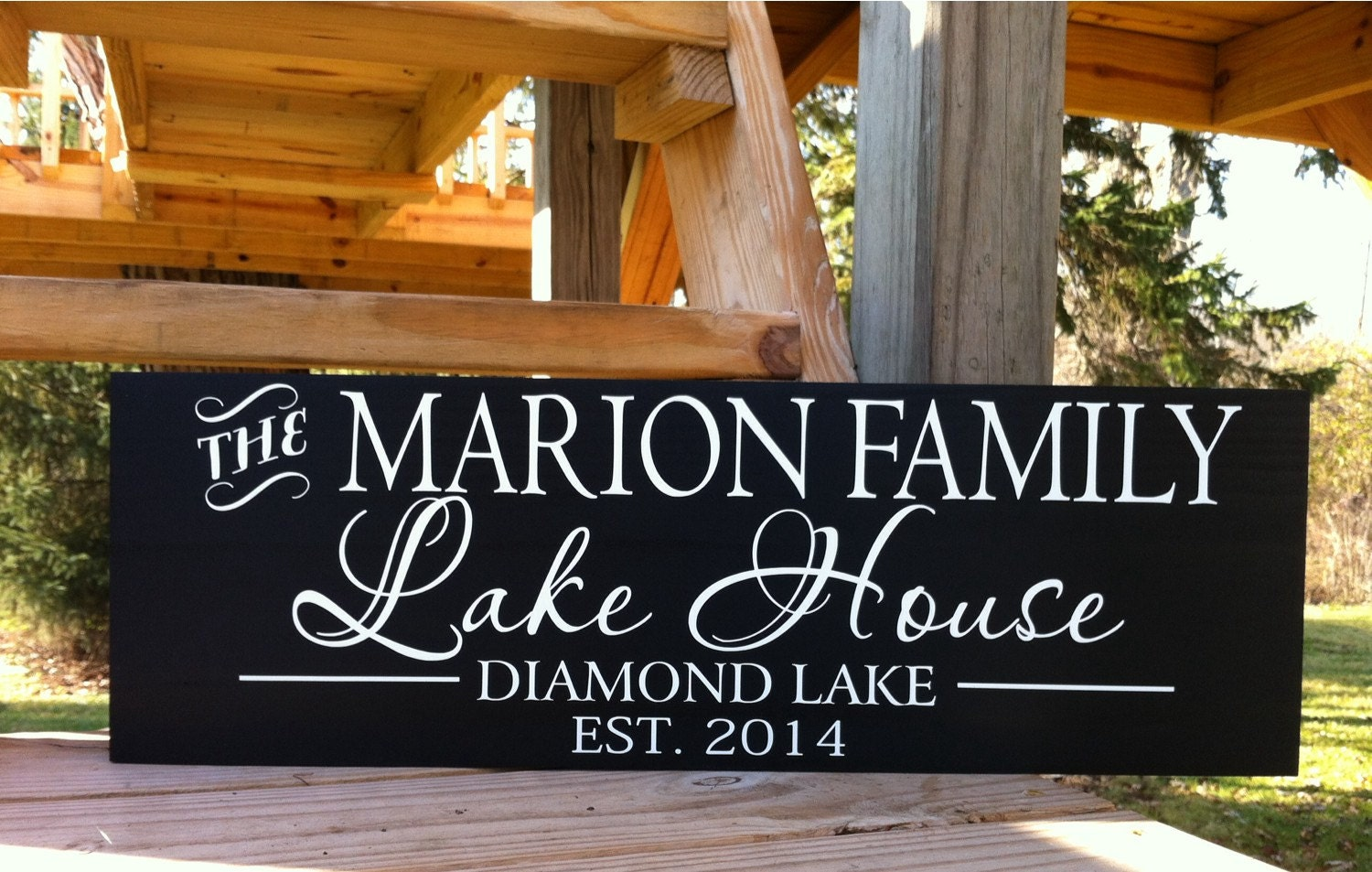 Lake House Sign Lake House Decor Custom Lake House Home Decorators Catalog Best Ideas of Home Decor and Design [homedecoratorscatalog.us]
