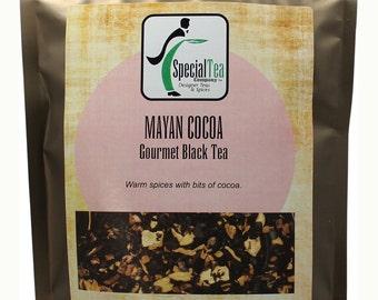 Mayan Cacao, Black Tea, 20 Tea Bags