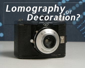Agfa Clack camera, Agfa camera, vintage camera, mid century camera, Lomography camera, analog camera, old agfa camera