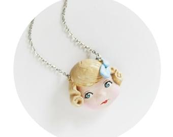 Little Doll Pendant