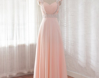 long prom dress, bridesmaids dress, formal dress, evening dress