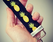 Key Fob Wristlet with Pin...
