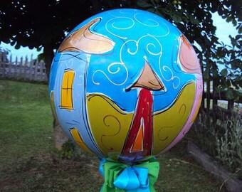 Rose ball 25 cm