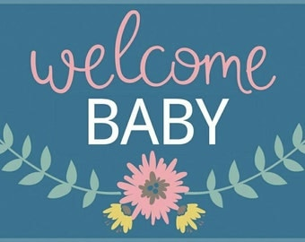 Welcome Baby Incense  1oz