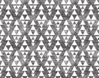 Crib Sheet Stacked Triangles. Fitted Crib Sheet. Baby Bedding. Crib Bedding. Minky Crib Sheet. Crib Sheets. Gray Crib Sheet. Toddler Bedding