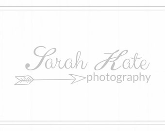 Premade Photography Logo + Watermark