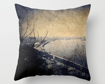 Kiev-Ukraine Pillow Cover, Indoor Throw Pillow Cover, Throw Pillow Cover, Throw Pillow, Design Pillow, Architecture, Pillow Cover