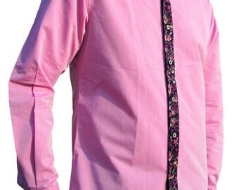 Original shirt - Long Sleeve - Pink