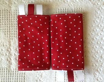 Teething Pads / Drool Pads / Strap Covers for Baby Carriers Mai Tei Ergo Tula Car Seats