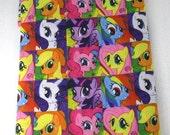 my little pony fabric