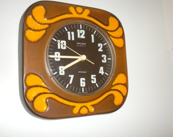 Staiger Ceramic Wall Clock