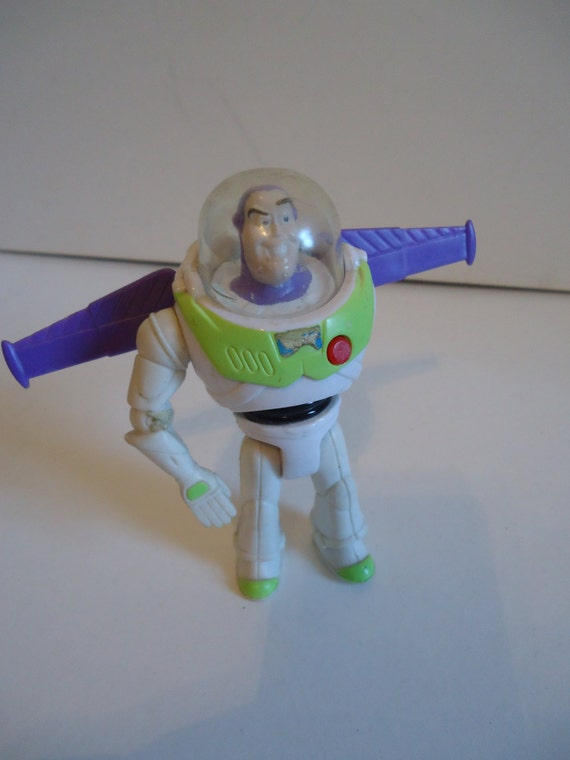 90s Disney Buzz Lightyear Toy Story Mcdonalds Happy Meal Toy