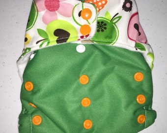 OS PUL Pocket Cloth Diaper