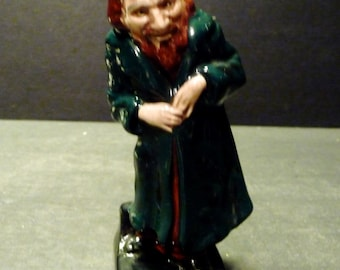 Final Clearance  - Older Mark on Fagin figurine from Royal Doulton
