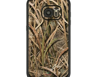 Mossy Oak Skin for LifeProof Galaxy Case - Shadow Grass Blades Camo - Sticker Vinyl Decal - Fits S7, S6, S5, S4, S3, Fre, Nuud