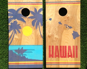 Cornhole Game by ColoradoJoes Hawaii Game