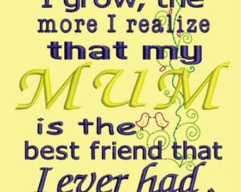 GG 1774 Best Friends MUM