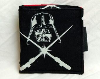 Darth Vader Fabric Bi-fold Wallet
