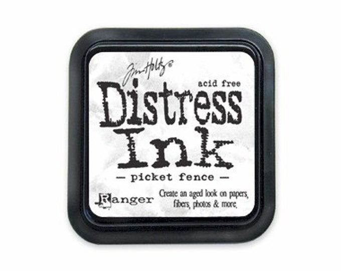 Tim Holtz Distress Ink Pad - PICKET FENCE - New for 2016