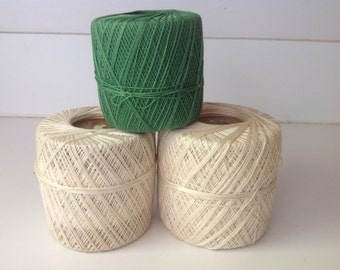 Crochet Thread size 20 and 30