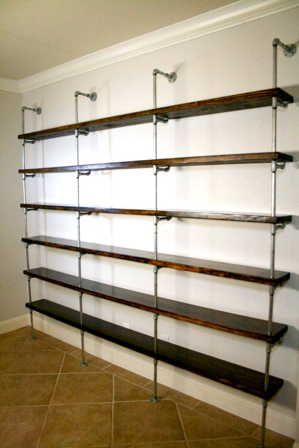 industrial shelving unit industrial office furniture. Black Bedroom Furniture Sets. Home Design Ideas