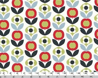Apple Flower Cotton Fabric