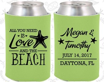 All you Need is Love and the Beach, Wedding Reception, Beach Wedding, Tropical Wedding Favors, Starfish Wedding, Starfish Favors (413)