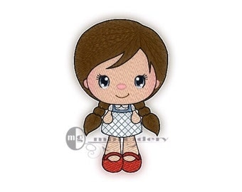 Applique and embroidery design Magical World  4x4
